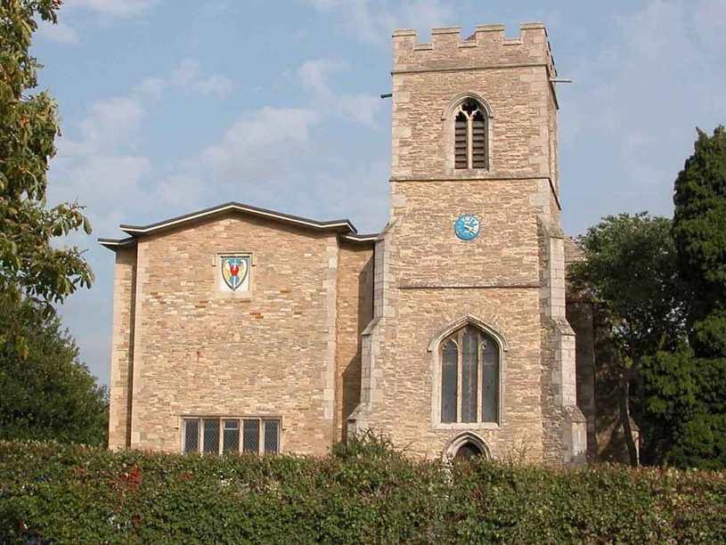 St. Mary's Church, Goldington